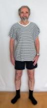 Pyjamas korta byxor