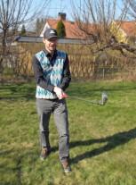 Golfslipover