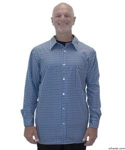 Silvert´s Rutig skjorta