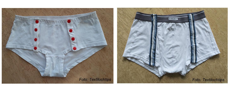 raffset underkläder säljer använda trosor